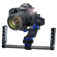 Nebula 4200 PRO Handheld 3-Axis Brushless 32bit Camera Gimbal for Canon 5DSR/5D3 w/ Handle