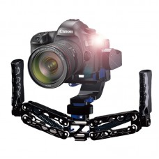 Nebula 4200 5-Axis Double Handle Gyroscope Stabilizer for 5DRS 5D3 5D2 A7S BMPCC Gimbal