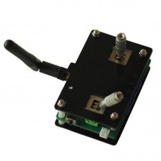 Mini 50mA 50mW 900MHz 4 Channel Remote Controller for Multicopter Indoor Plane