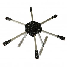 MF-L680 Folding Umbrella Hexacopter Frame 680mm for FPV Multicopter Aerial