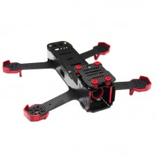 DALRC DL220 220mm 4-Axis Carbon Fiber FPV Mini Racaing Quadcopter Frame with for Aerial Photography