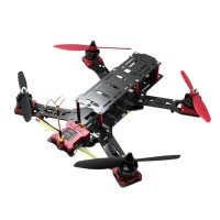 Emax Nighthawk 280 Pro ARF FPV Racing Quadcopter Frame with Camera for RC Multicopter