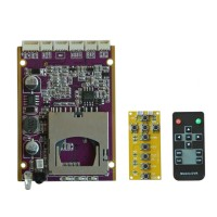 30FPS 704x576 FPV Mini DVR Board Video Recorder MPEG-4 Motion Detection Storage Module