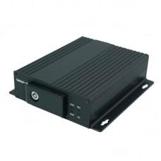 4 Channel D1 H264 HD Car Video Recorder Monitoring SD Card HD DVR