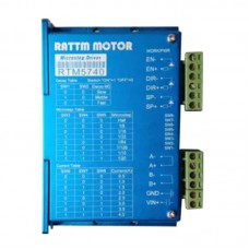 RTM5740 50VDC 4A 128 Subdivision Microstep Driver Stepping Motor Driver CNC