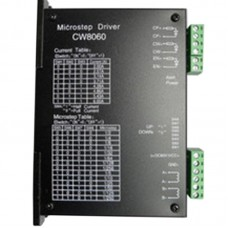 CW8060 Stepper Motor Driver 80VDC/6A /256 Microstep for CNC Router Stepper Controller