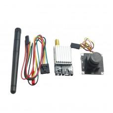 Boscam FPV 5.8Ghz 200mw Transmitter TS351 with 80TVL COMS Camera PAL for FPV QAV250 Quadcoppter