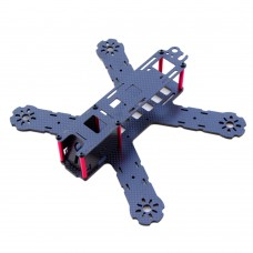 QAV210 210mm 4-Axis Carbon Fiber FPV Mini Racing Quadcopter for Aerial Photography