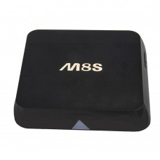 M8S Android 4.4 TV Box S812 Quad Core 2GB 8GB XBMC DLNA Miracast 4K + Air Mouse