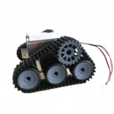 ROT-4 Tank Chassis Tracked Vehicle Chassis for Smart Car Robot Tanks DIY