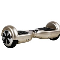 Smart Electric Unicycle Scooter Self-balancing Two Wheel Spin Vehicle Drift Board Skateboard Scooter-Gold