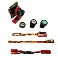 Micro HD Digital AL CCD Video Camera for 5.8G 600mW AV Transmitter FPV Multicopter Aerial