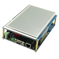 STM32F746NG Development Board +7inch LCD Screen Cortex-M7 Core Network USB LCD Interface