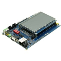 STM32F429BI Development Board + 4.3inch LCD Module with Network USB SD Interface
