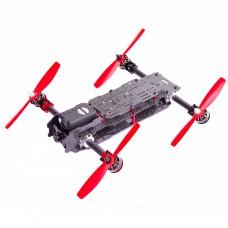 REPTILE-H4V-SPARK 300mm Carbon Fiber Quadcopter Frame Kit w/Motor Servo for Multicopter FPV
