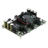 T-AM 2.1 3 Channel Class D Digital Amplifier Board 2x200W 1x400W HIFI Subwoofer Amp