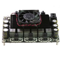 T-AMP DC48V 2.1 3 Channel Class D Amplifier Board 2x300W+1x500W HIFI Stereo Subwoofer