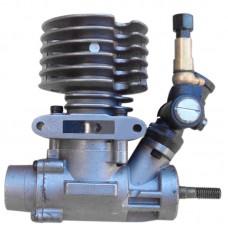 Unassembled 15 Stage Motor Methanol Engine Motor Kit for Airplane Car Boat DIY