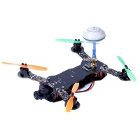 X160 Mini Racer Quadcopter Frame with 5.8G Antenna for FPV Multicopter Drone