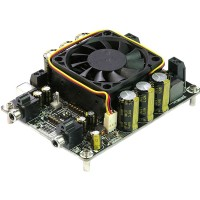 T-AMP Class D DC36V 2X400W Digital HIFI Dual Channel Amplifier Board for Audio DIY