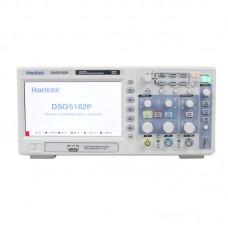 Hantek DSO5072P Digital Storage Oscilloscope 70MHz 2 Channel 1GSa/s 7inch TFT LCD 24K USB