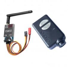 MOBIUS Actioncam 808#16 V2 Upgrade FPV HD 1080P Camera w/ TS832 AV Transmitter Tx for FPV Multicopter