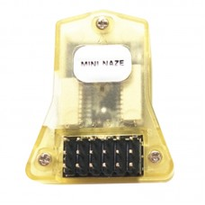 Mini NAZE32 6DoF Flight Controller with Protective Case Straight Pin for FPV Multicopter
