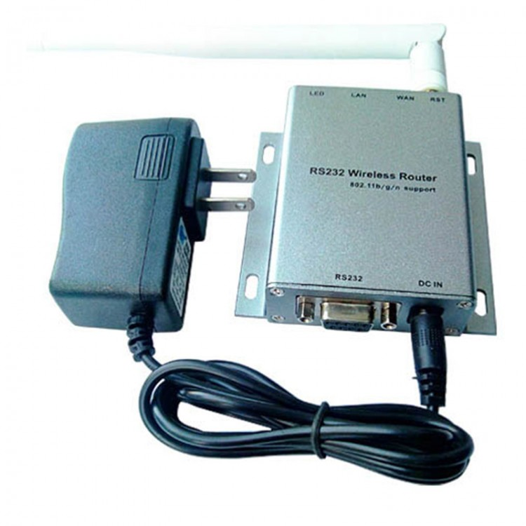 WiFi Wireless Module AP RS232 Serial Port to WiFi Router Embedded ...
