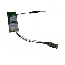 USB Weirless Wifi Network Card Module 54Mbps with 2DB Antenna USB Cable