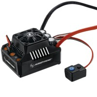 HOBBYWING EZRUN MAX6-V3 160A Brushless ESC 1/8-1/5 Aggressive Sport Brushless Electronic Speed Controller