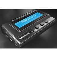 Hobbywing 3in1 Multifunction Professional LCD Program Box with Voltage Detection-Upgraded Version