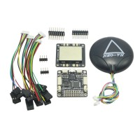 SP Pro Racing F3 6DOF Acro Flight Controller with NEO-7N GPS & Distribution Board for QVA250 280 330 Quadcopter