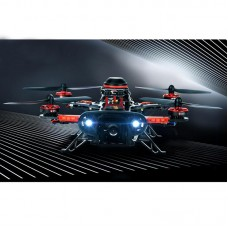 Walkera Runner250 CC3D 250C Racing Quadcopter with DEVO 7 Transmitter+Goggle 2 Video Glasses+800TVL Camera for FPV