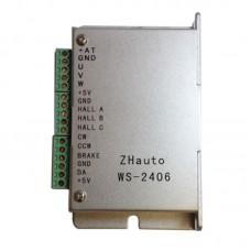 WS-2406 20VDC-45VDC 5A 12KHz Brushless Motor Controller Motor Driver