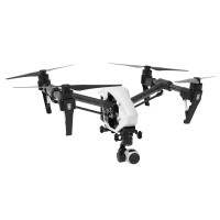 DJI Inspire 1 V2.0 Dual Remote Controller Quadcopter FPV Drone with 3-Axis Brushless Gimbal 4K HD Camera GPS