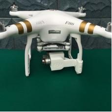 3D Printed Gimbal Camera Protector Clamp Landing Stabilizer Lens Cover Cap for DJI Phantom 3