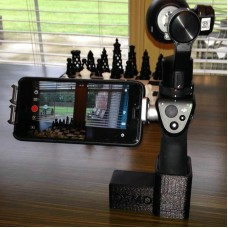 Standing Holder Mount Base for DJI OSMO Handheld Gimbal 3D Printed