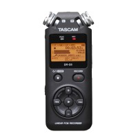 Tascam DR-05 4G Handheld Professional Portable Digital Voice Recorder MP3 Recording Pen w/Tripod