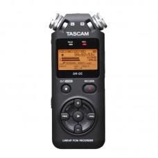 Tascam DR-05 4G Handheld Professional Portable Digital Voice Recorder MP3 Recording Pen Combo
