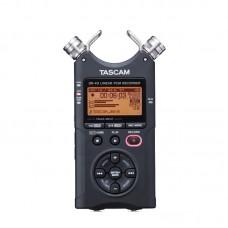 Original Tascam DR-40 Handheld Digital Voice Recorder Professional Recording Pen Kit