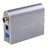 Musiland 2012 Version 32bit 384KHz Musiland Monitor 01 US USB Sound Card ASIO DAC Converter