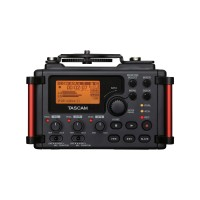 Tascam DR-60d Professional Linear PCM Recorder Mixer DSLR Video Shooter for DSLR SLR Camera