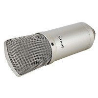ICON M1 Large-Diphragm Condenser Microphone Professional Recording Speaker for Music Studio PC