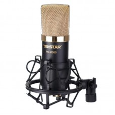 Takstar PC-K550 Condenser Microphone Professional Recording Equipment Computer Recording Mic