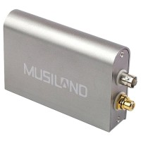 MUSILAND Monitor 01 USD HIFI Mini USB Sound Card Audio Player 32bit 384kHz Output