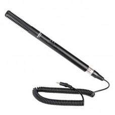 TAKSTAR SGC-568 Condenser Shotgun Microphone SGC568 Professional Recording for Interview Mic DV SLR Camera