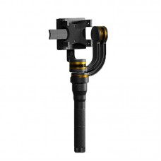HPUSN Handheld Gimbal Stabilizer 3 Axis Brushless for GoPro Hero 4 3 3+ iPhone 6 6+ Smartphones-Gold