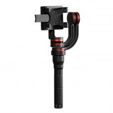 HPUSN Handheld Gimbal Stabilizer 3 Axis Brushless for GoPro Hero 4 3 3+ iPhone 6 6+ Smartphones-Red