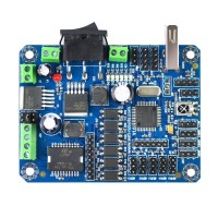 51duino Smart Car Robot Driver Board 51 Development Board for Motor Servo Sensor for  Arduino