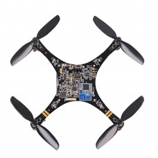 RTF Crazepony Open Source Aircraft Development Board FPV Racing Quadcopter with 2.4G Remote Control Mobile Phone APP Control